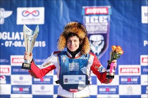 Уроженец Стерлитамака Игорь Кононов стал Чемпионом Европы по мотогонкам на льду